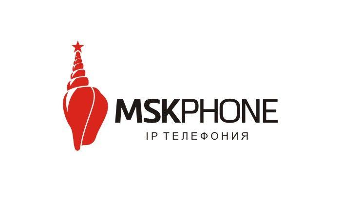 Логотип для MSKPHONE - дизайнер Olegik882