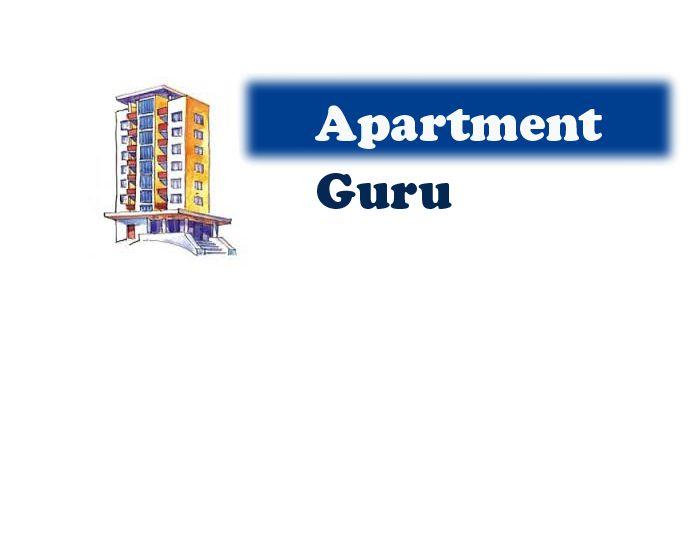 Дизайн логотипа сайта apartment guru - дизайнер Lan_vin
