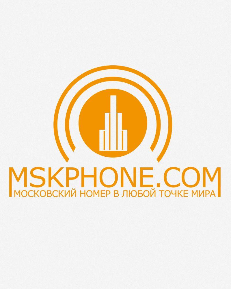 Логотип для MSKPHONE - дизайнер Stas_Klochkov