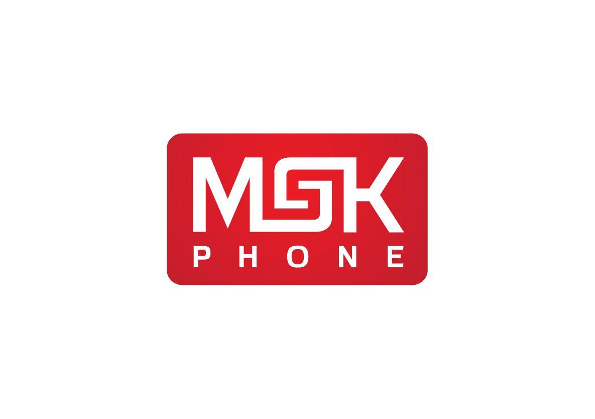 Логотип для MSKPHONE - дизайнер shamaevserg