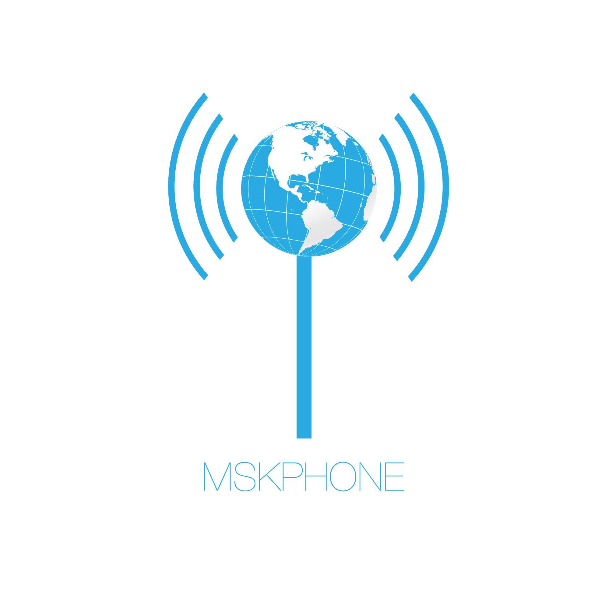 Логотип для MSKPHONE - дизайнер Victor_Dmitriev