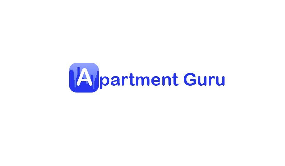 Дизайн логотипа сайта apartment guru - дизайнер SimonTaya