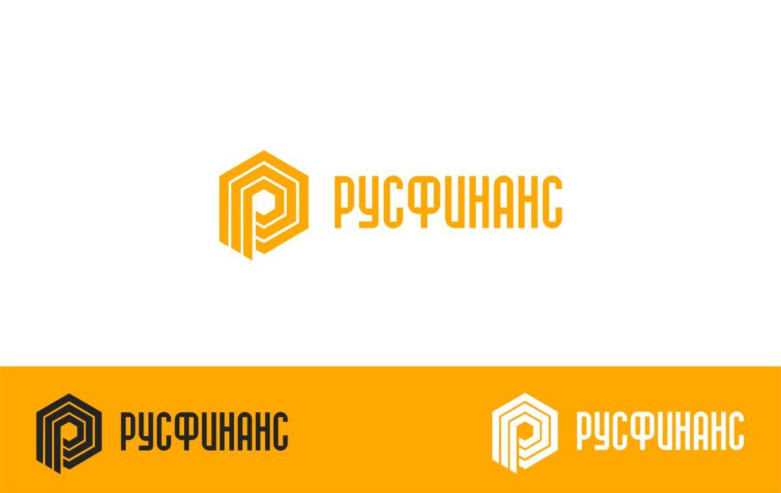 Логотип для Русфинанс - дизайнер hpya