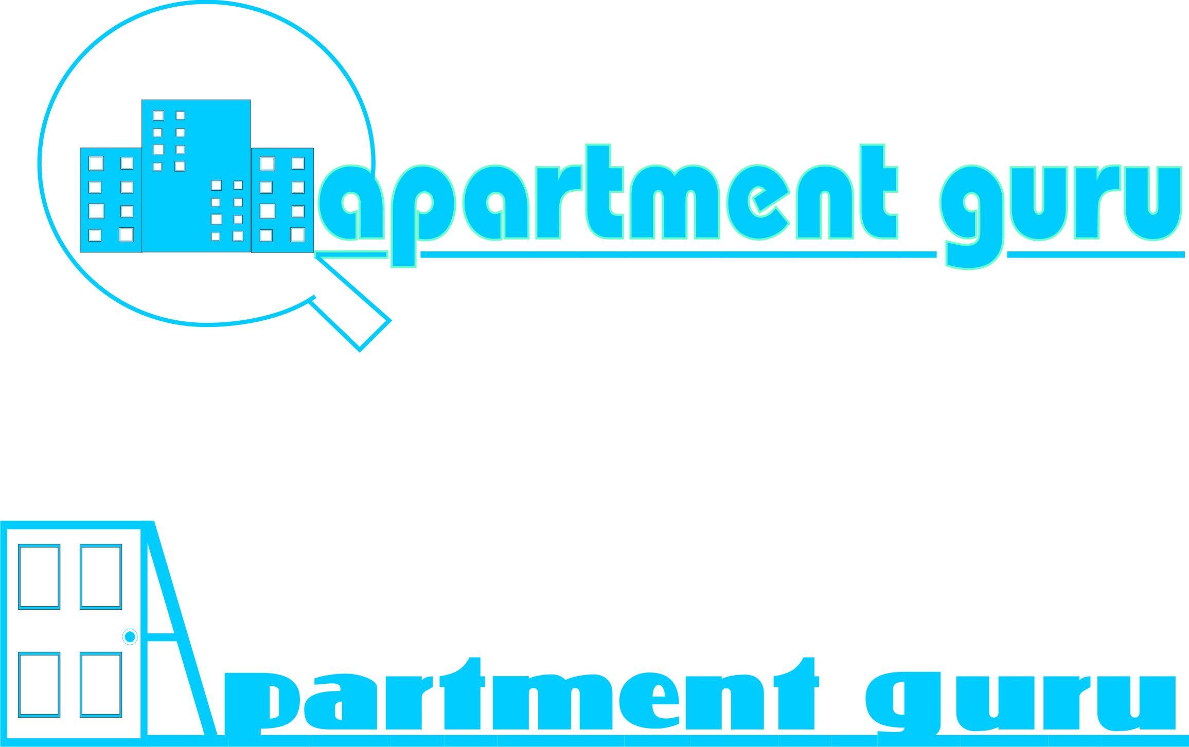 Дизайн логотипа сайта apartment guru - дизайнер Juuuliiiii