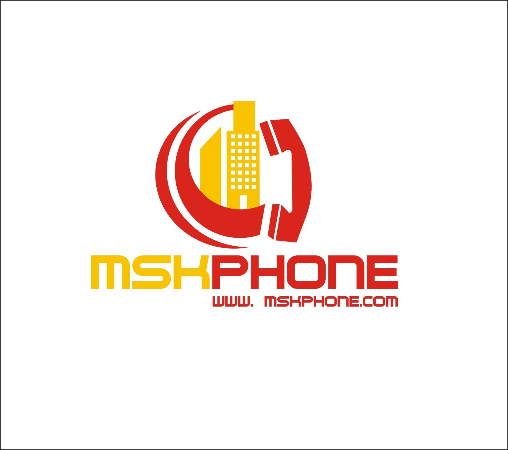 Логотип для MSKPHONE - дизайнер insect19711971
