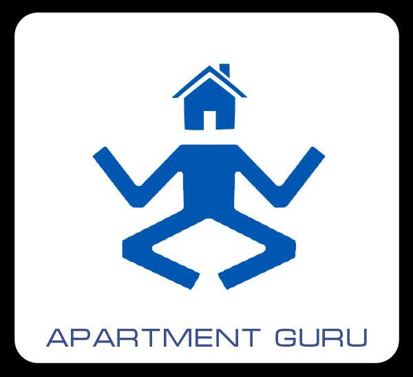 Дизайн логотипа сайта apartment guru - дизайнер withpunkinheart