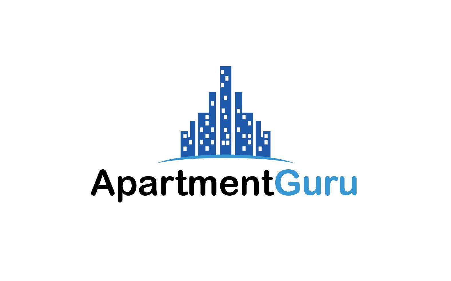 Дизайн логотипа сайта apartment guru - дизайнер andyul