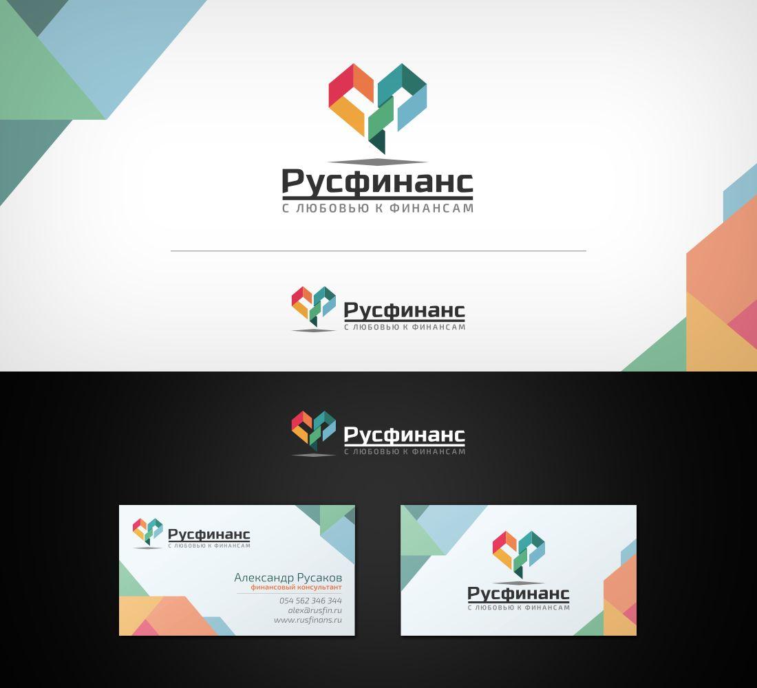 Логотип для Русфинанс - дизайнер MrPartizan