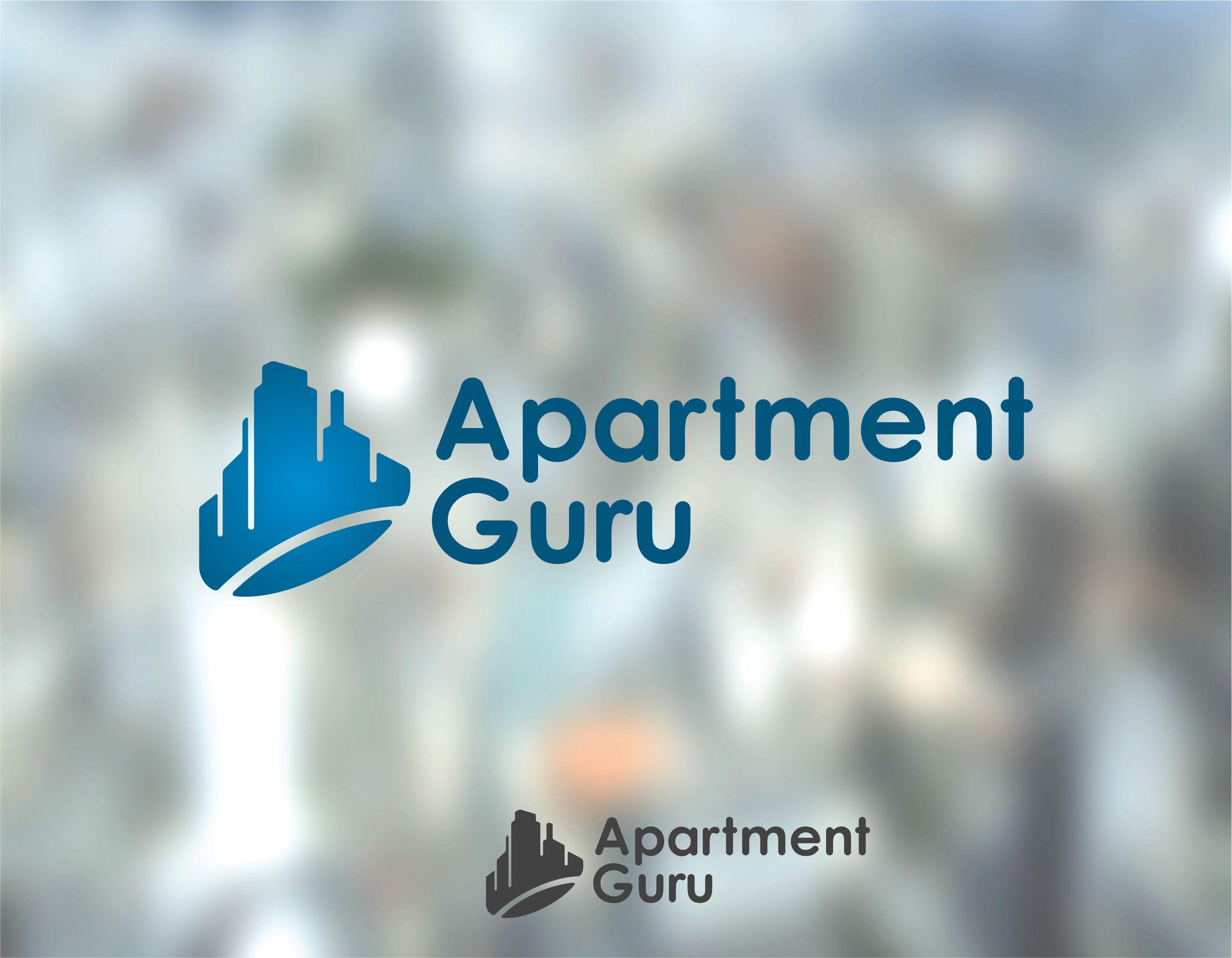 Дизайн логотипа сайта apartment guru - дизайнер AAKuznetcov