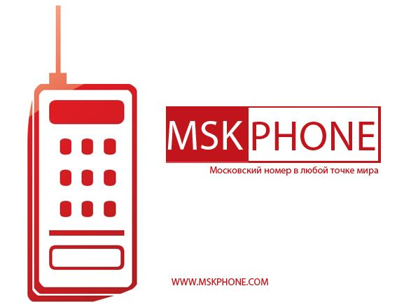 Логотип для MSKPHONE - дизайнер Goden