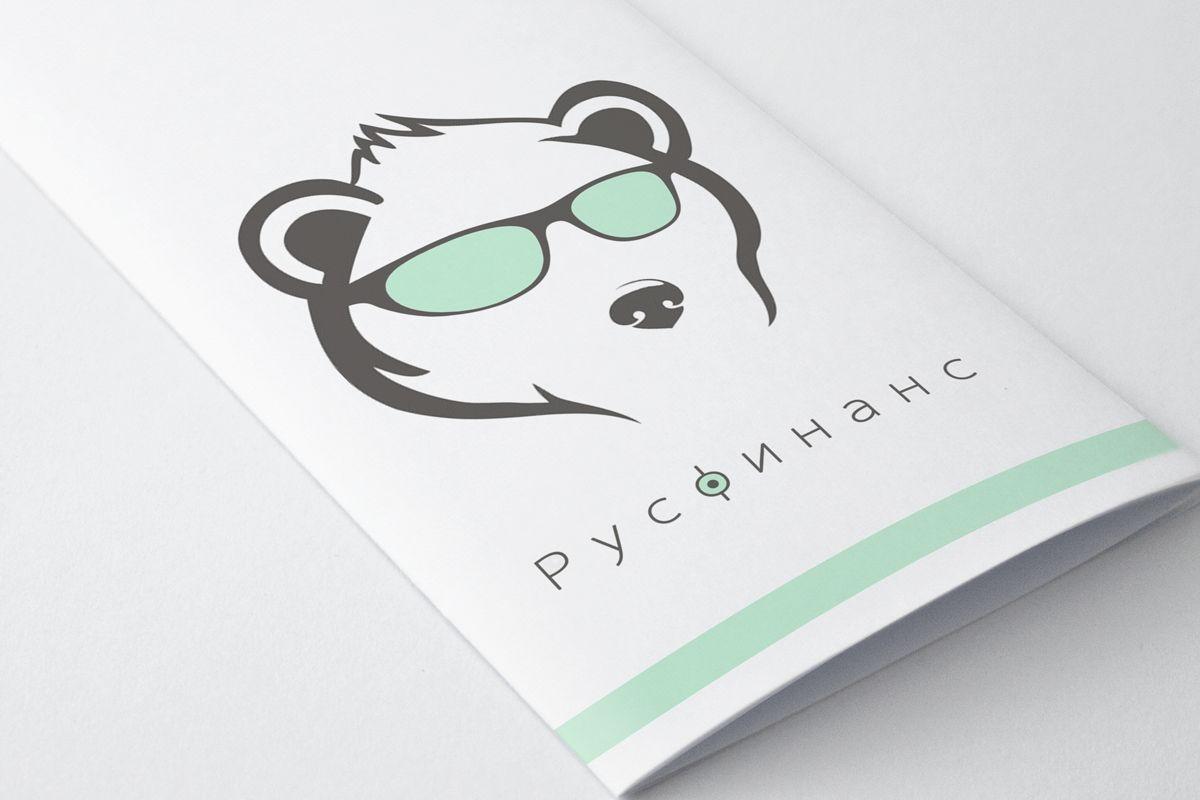 Логотип для Русфинанс - дизайнер Luetz