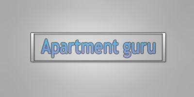 Дизайн логотипа сайта apartment guru - дизайнер KingForp