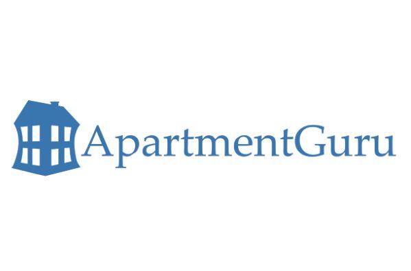 Дизайн логотипа сайта apartment guru - дизайнер NataliShin