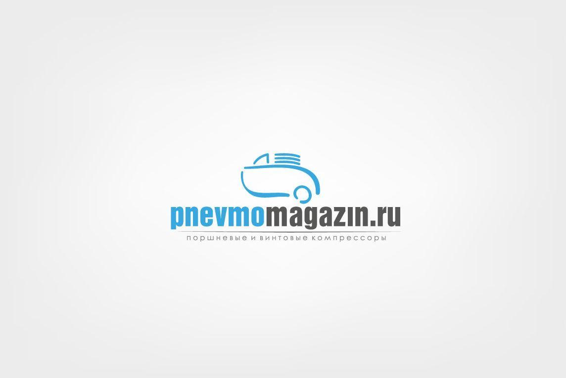 Логотип для магазина компрессорного оборудования - дизайнер Doll