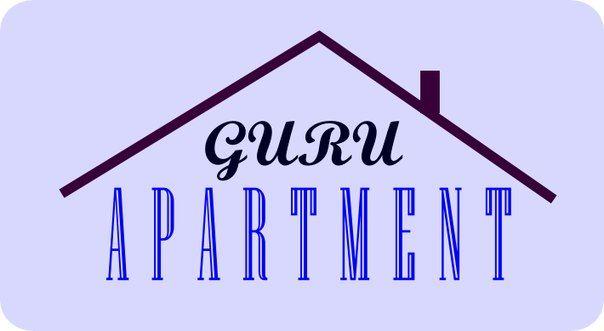 Дизайн логотипа сайта apartment guru - дизайнер vladotreugoll