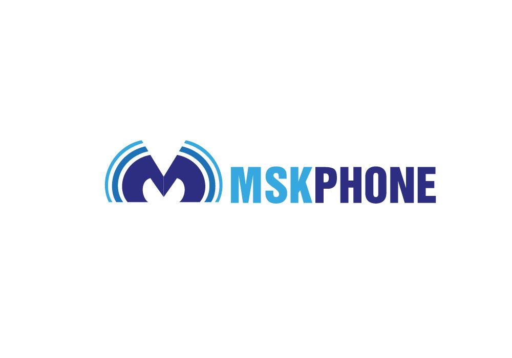 Логотип для MSKPHONE - дизайнер Doll