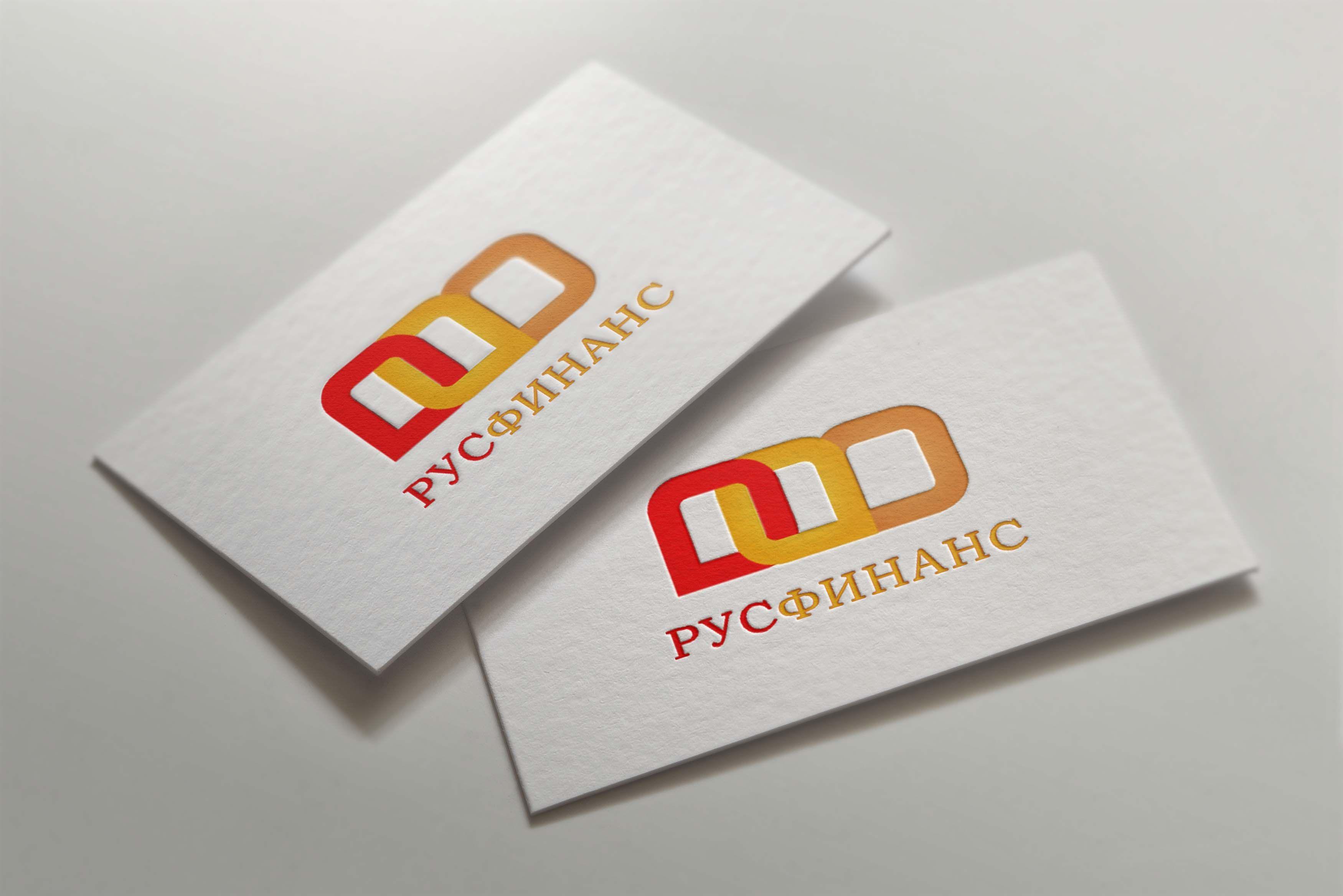 Логотип для Русфинанс - дизайнер jabud