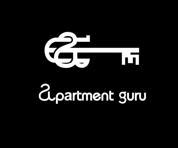 Дизайн логотипа сайта apartment guru - дизайнер art-valeri