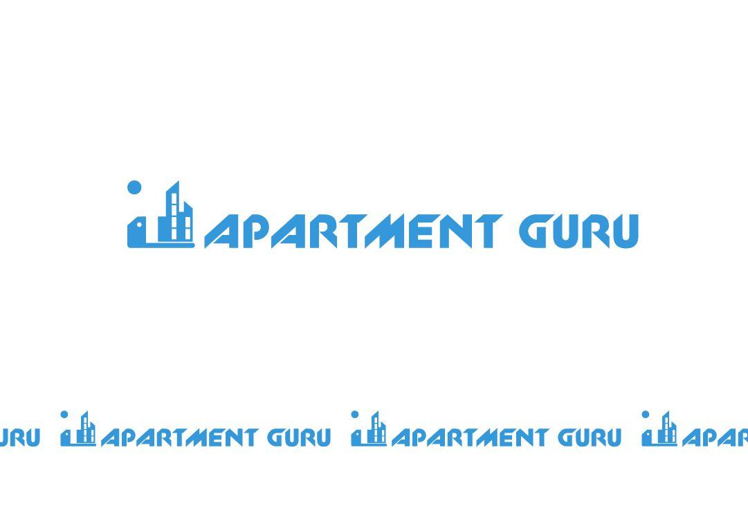 Дизайн логотипа сайта apartment guru - дизайнер lig23