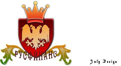 Логотип для Русфинанс - дизайнер Crow