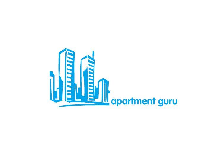 Дизайн логотипа сайта apartment guru - дизайнер efa44444