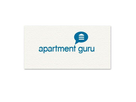 Дизайн логотипа сайта apartment guru - дизайнер AishaBintRashid