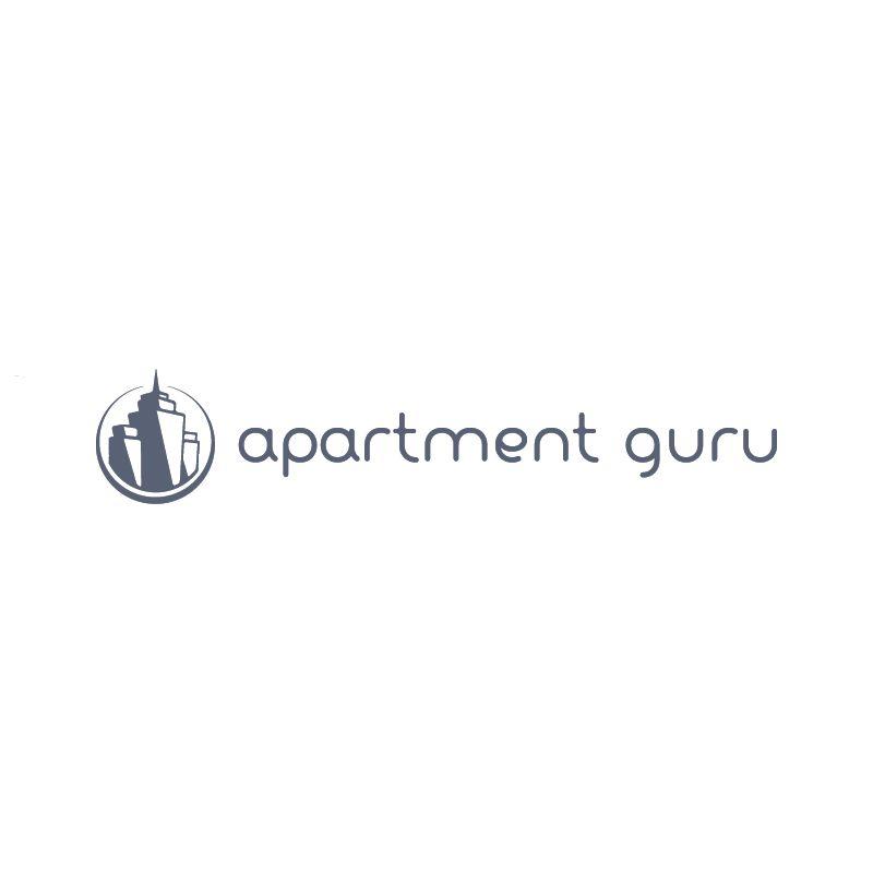 Дизайн логотипа сайта apartment guru - дизайнер karabaso