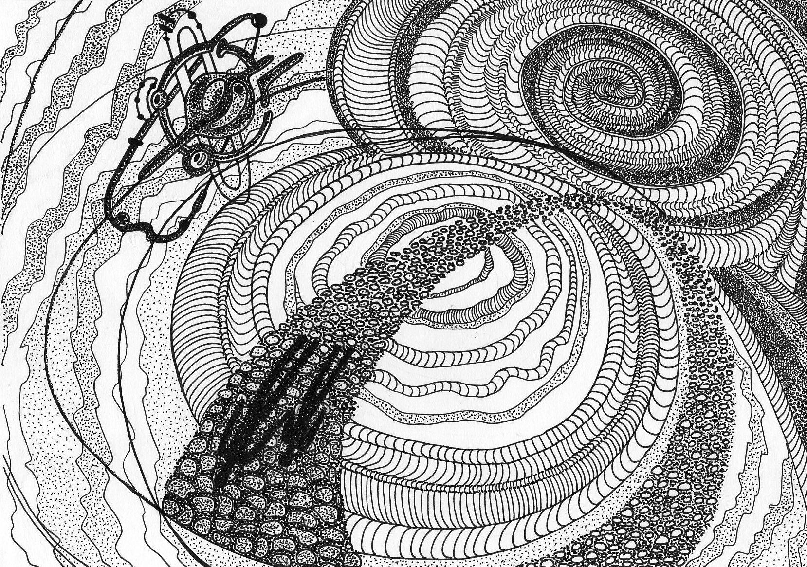 Иллюстрации для научно-хужественной статьи - дизайнер zan8026