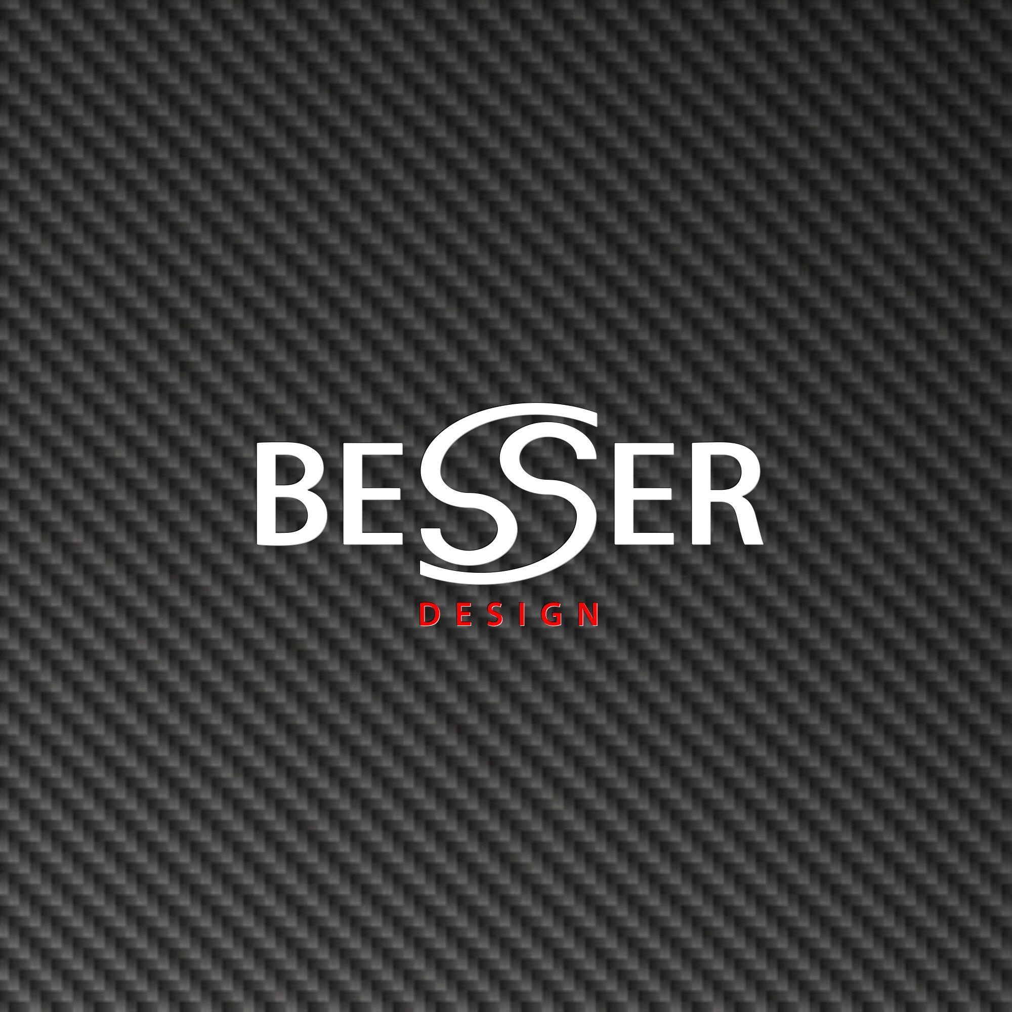 Логотип для тюнинг-ателье BESSER - дизайнер smithy-style