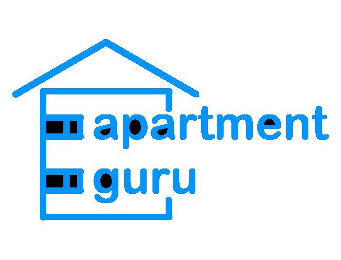 Дизайн логотипа сайта apartment guru - дизайнер ingowar