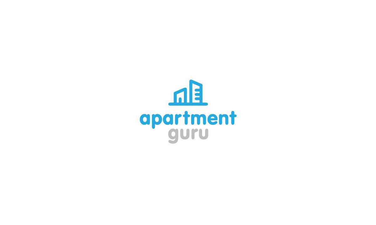 Дизайн логотипа сайта apartment guru - дизайнер kirichenko