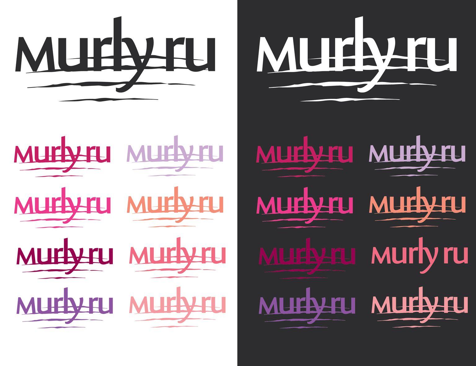 Логотип магазина материалов для наращивания ногтей - дизайнер YuliyaYu