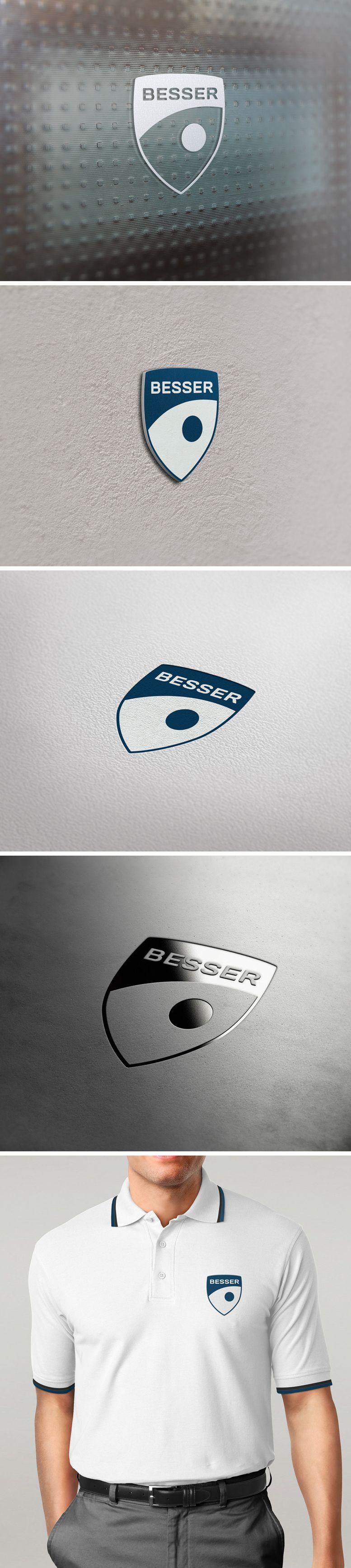 Логотип для тюнинг-ателье BESSER - дизайнер GreenRed