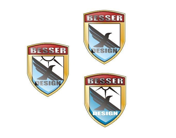 Логотип для тюнинг-ателье BESSER - дизайнер Grim