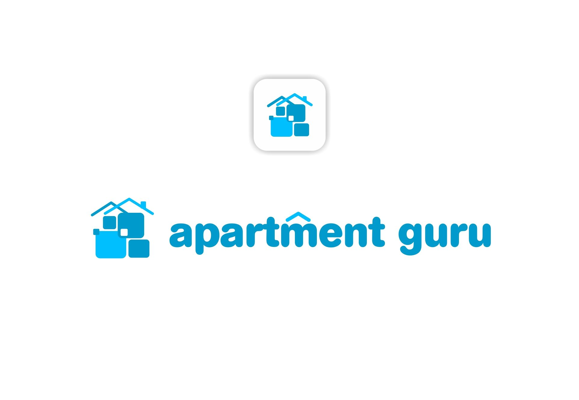 Дизайн логотипа сайта apartment guru - дизайнер oksana123456