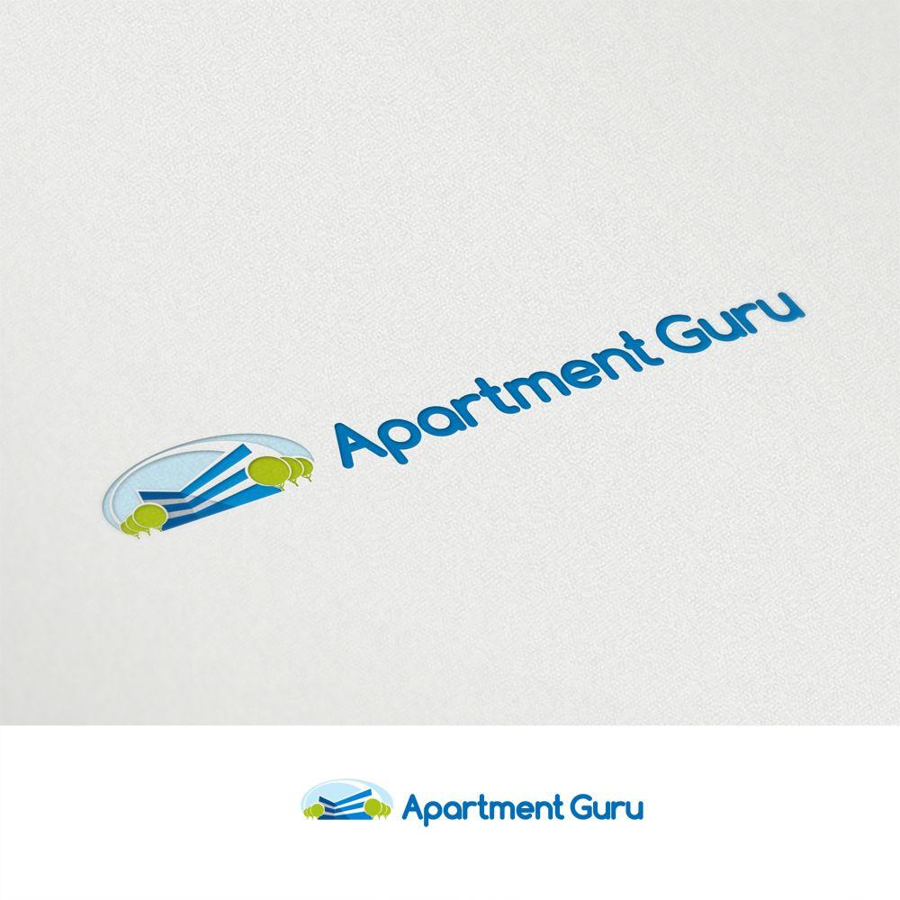 Дизайн логотипа сайта apartment guru - дизайнер mz777