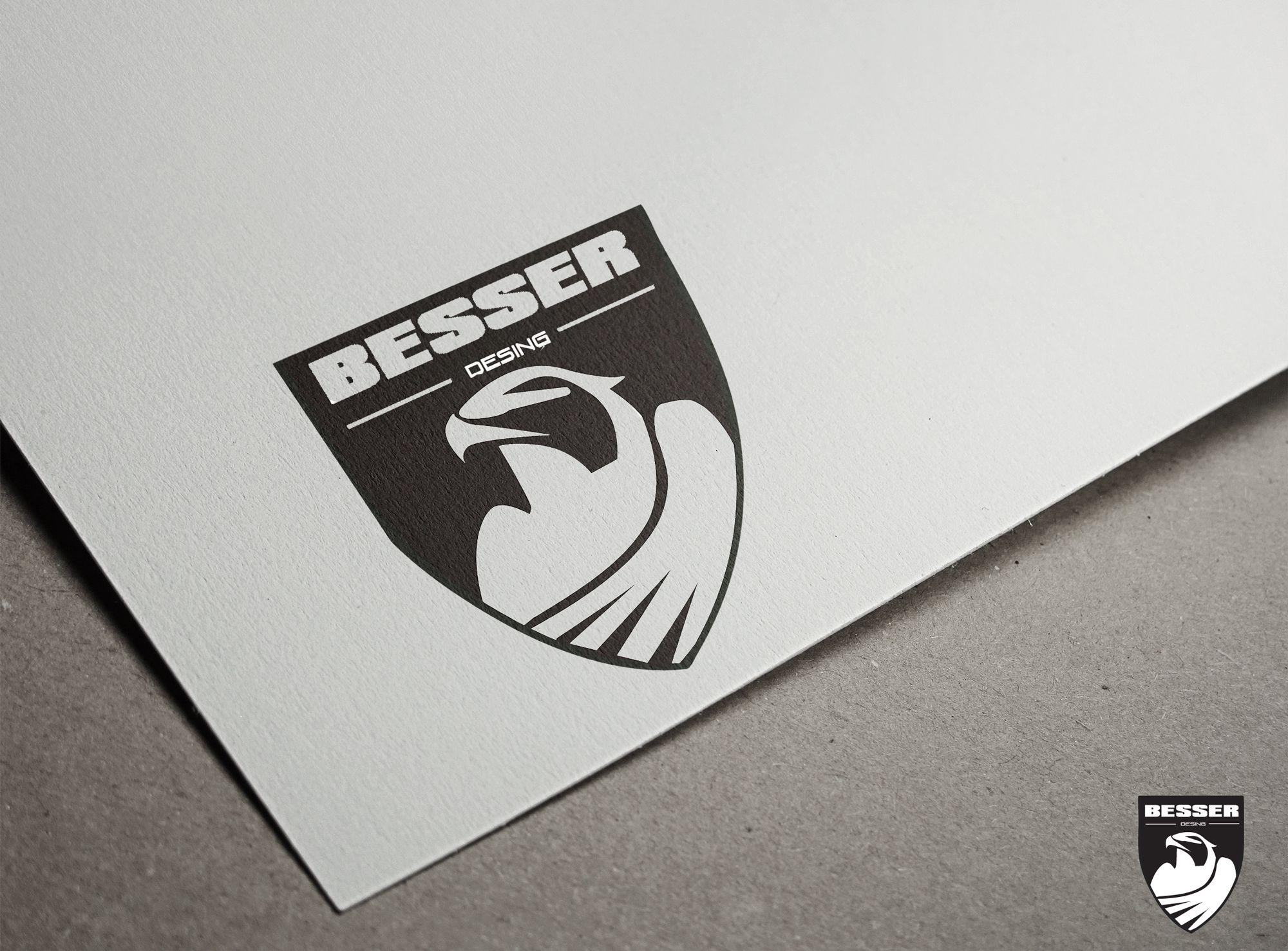 Логотип для тюнинг-ателье BESSER - дизайнер kolotova