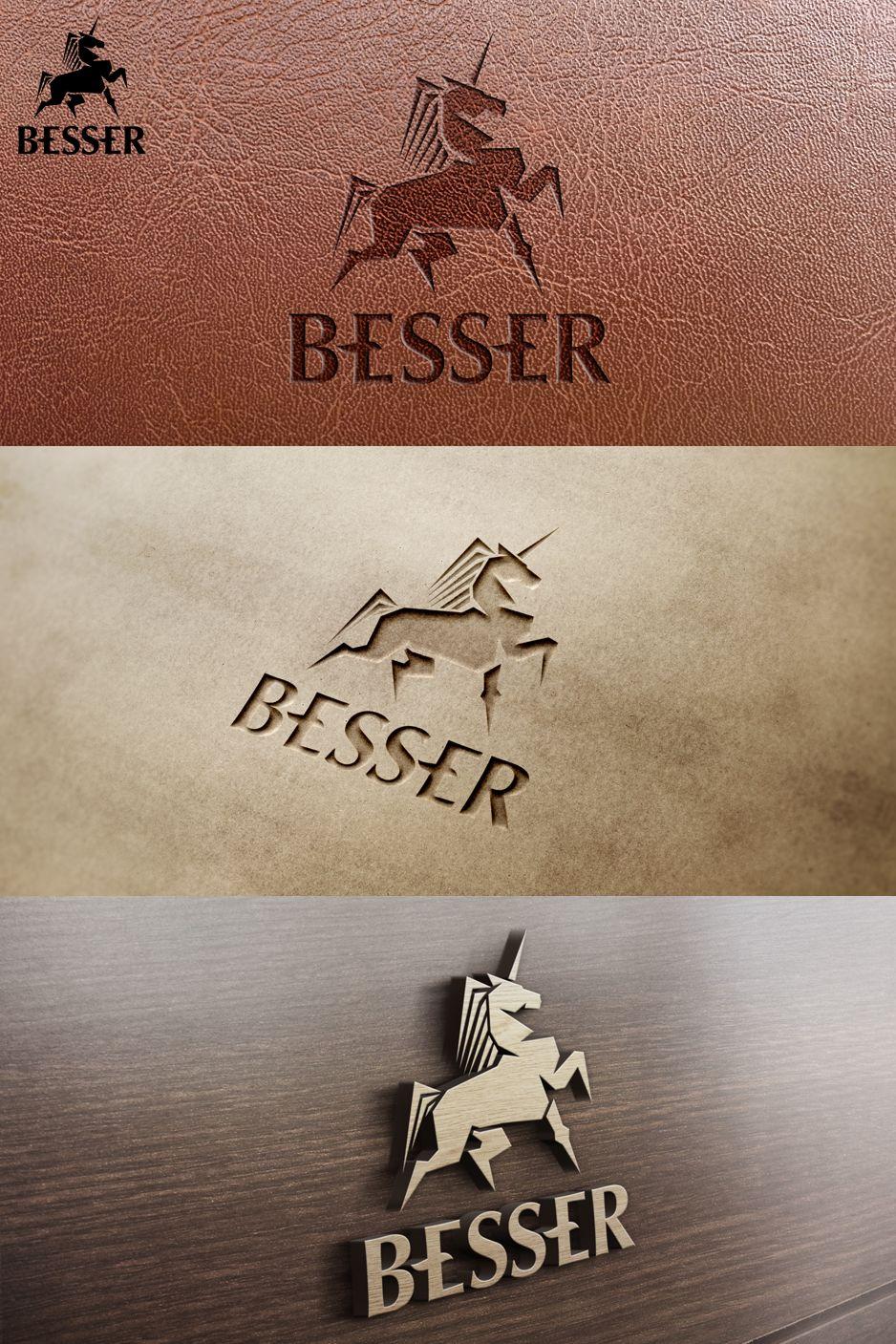 Логотип для тюнинг-ателье BESSER - дизайнер remezlo
