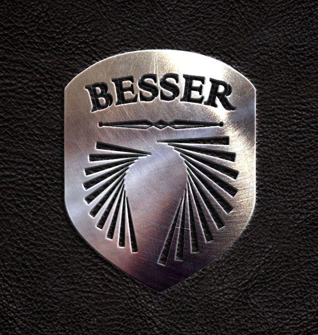Логотип для тюнинг-ателье BESSER - дизайнер jabud