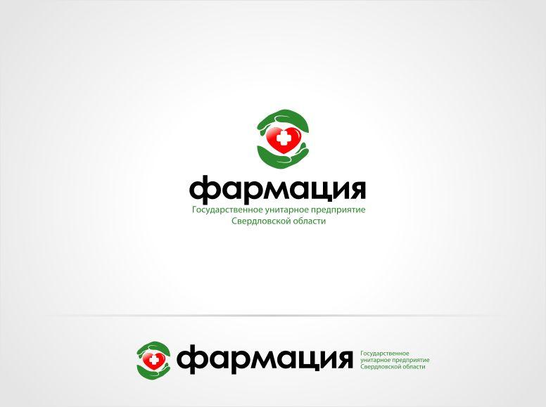 Логотип для государственной аптеки - дизайнер grotesk