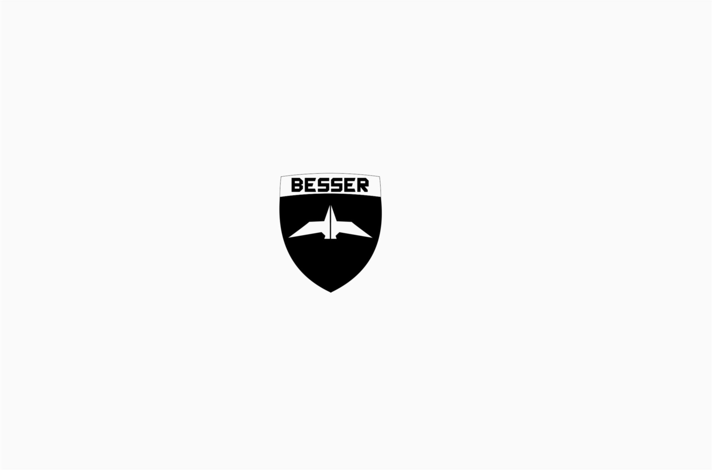 Логотип для тюнинг-ателье BESSER - дизайнер give_5