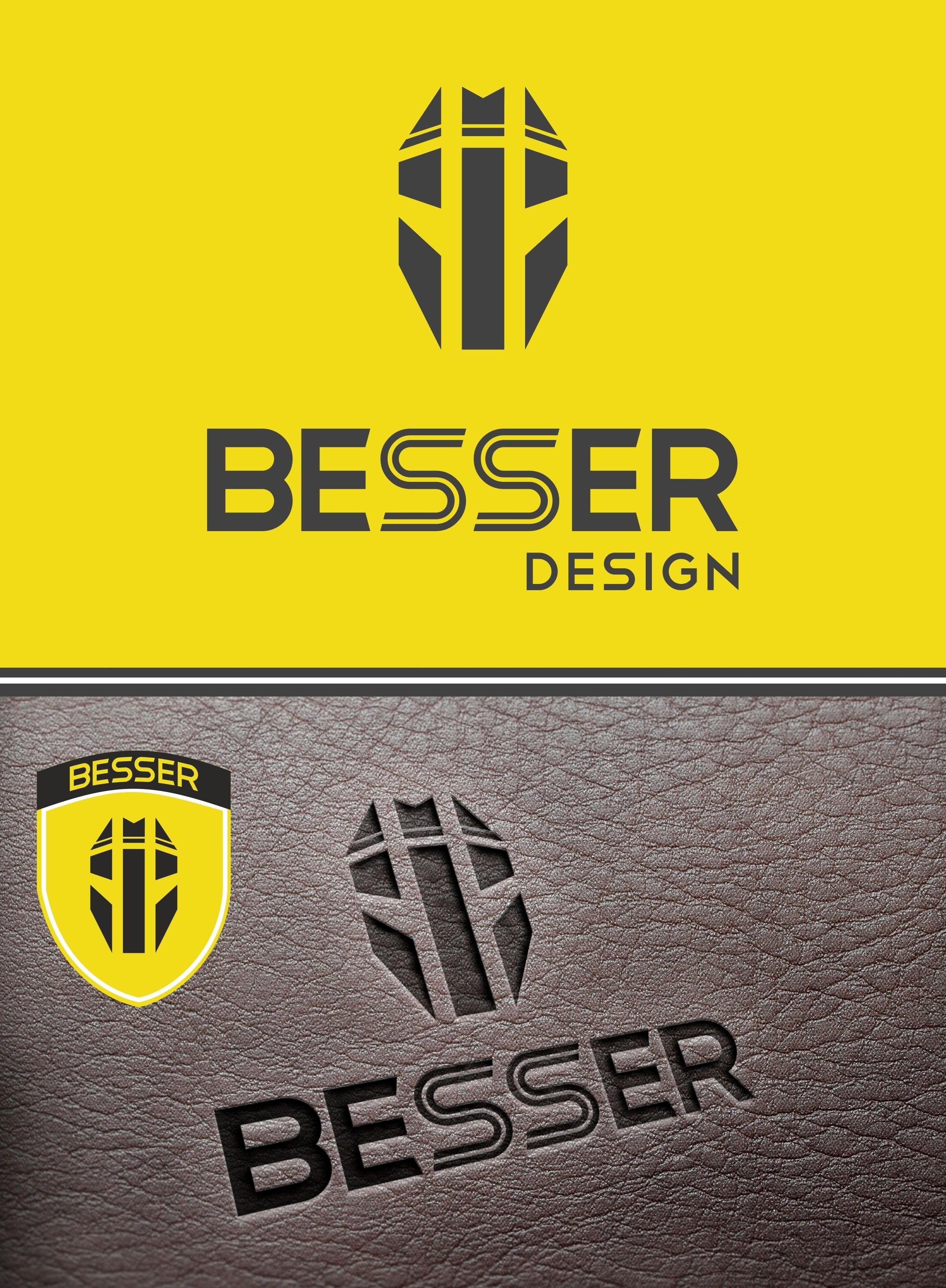 Логотип для тюнинг-ателье BESSER - дизайнер Mihail-L