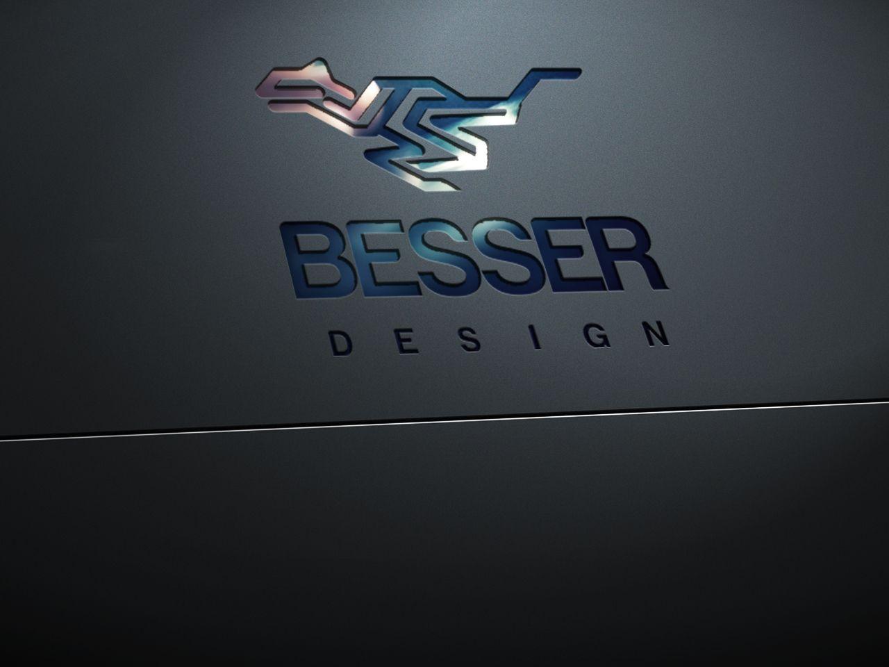 Логотип для тюнинг-ателье BESSER - дизайнер GoldenHorse