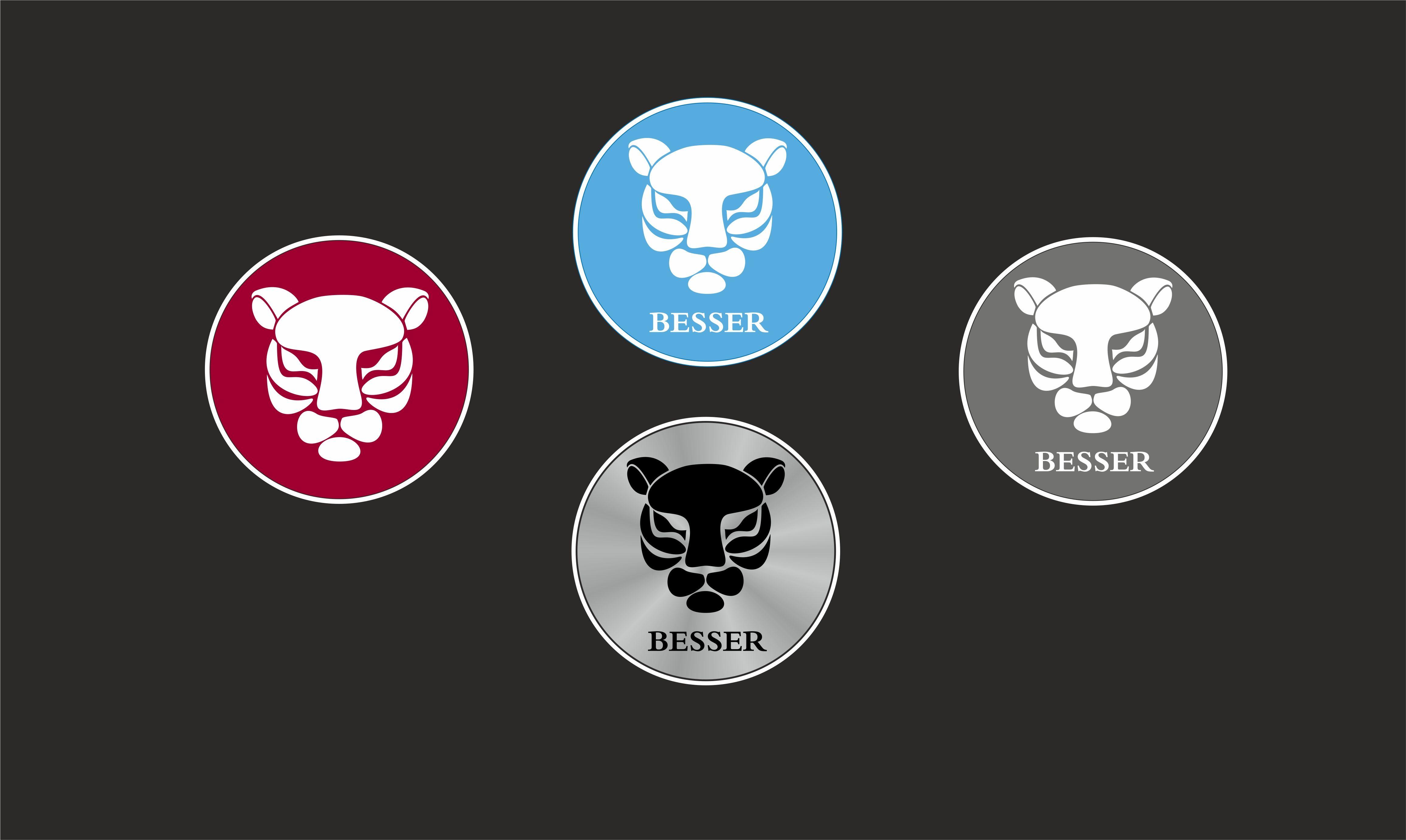 Логотип для тюнинг-ателье BESSER - дизайнер oksana123456