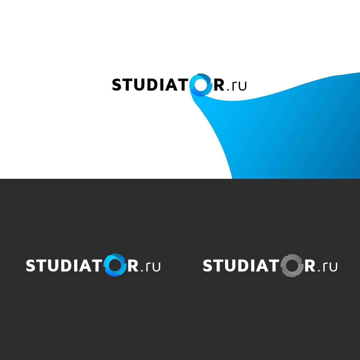 Логотип для каталога студий Веб-дизайна - дизайнер Muskin
