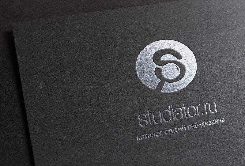 Логотип для каталога студий Веб-дизайна - дизайнер jmerkulov