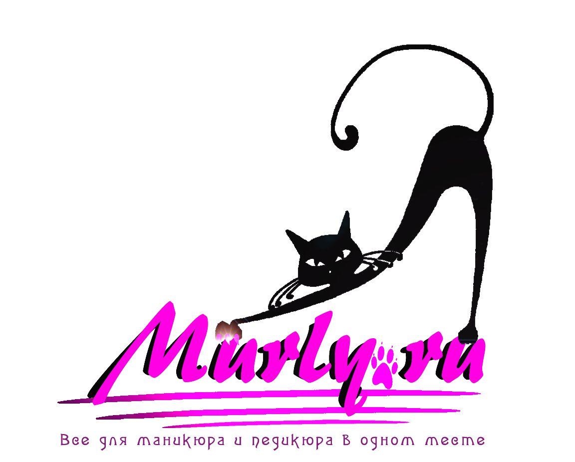 Логотип магазина материалов для наращивания ногтей - дизайнер lisandralaw
