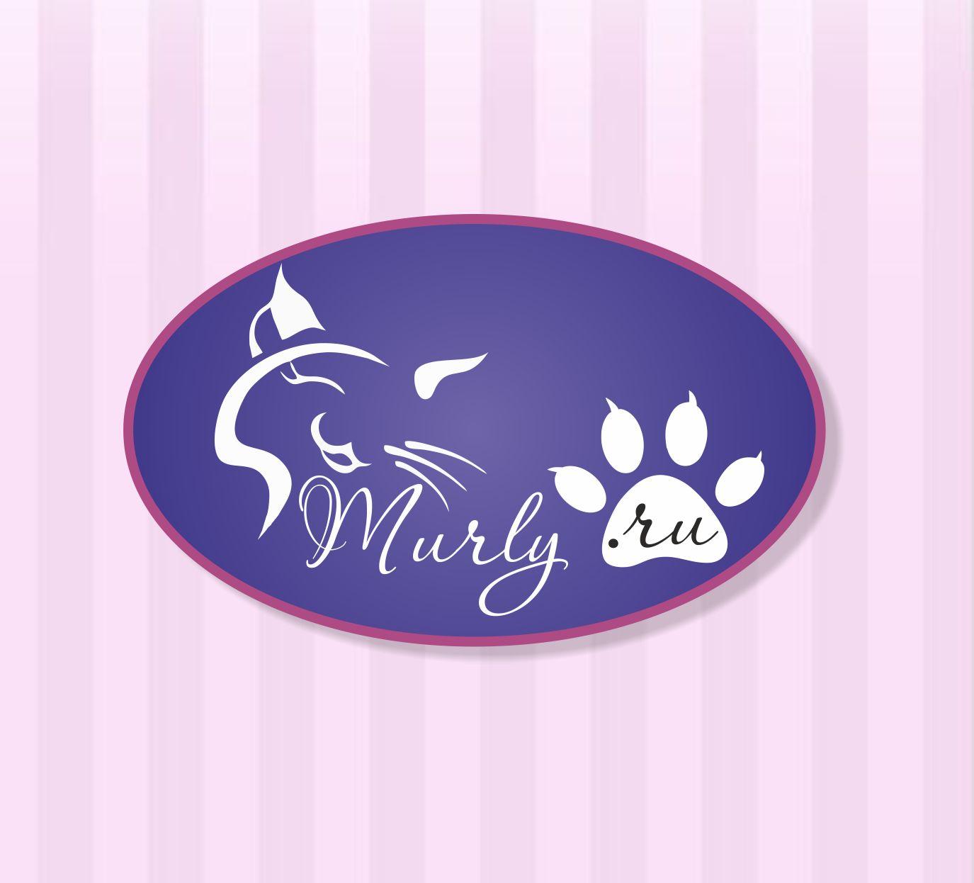 Логотип магазина материалов для наращивания ногтей - дизайнер Aksik666