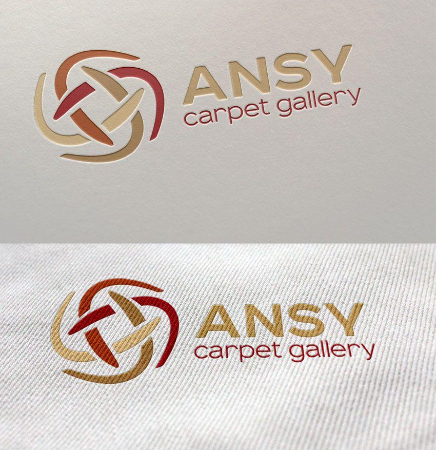 Лого для галереи ковров ручной работы - дизайнер ready2flash