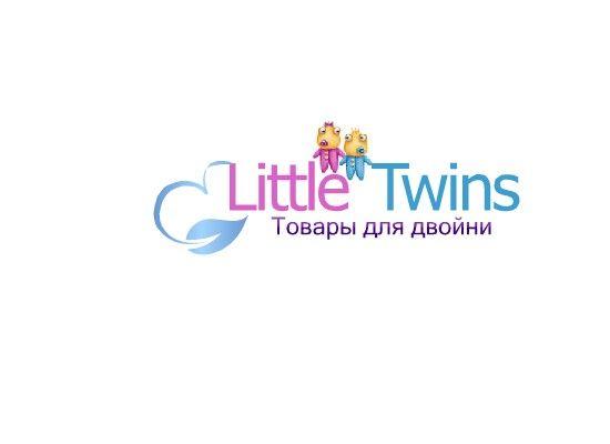 Логотип детского интернет-магазина для двойняшек - дизайнер tvidi
